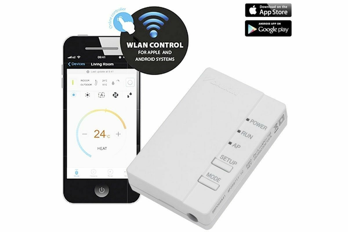 air conditioner wi fi online controller brp069b45