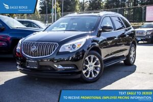 2017 Buick Enclave Premium Navigation, Sunroof, and Heated Seats
