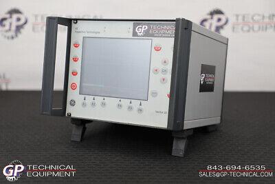 Ge Vector 22 Eddy Current Flaw Detector - Hocking Olympus Panametrics Ndt Ec Ect