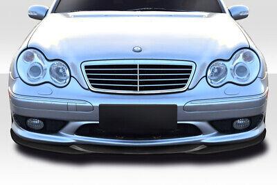 Duraflex L-Sport Front Lip Body Kit for 01-07 Mercedes C Class W203
