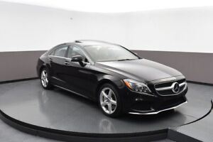 2017 Mercedes Benz CLS CLS550 4MATIC SEDAN