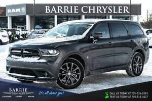 2018 Dodge Durango ***GT MODEL***POWER SUNROOF/MOONROOF***7 PASS