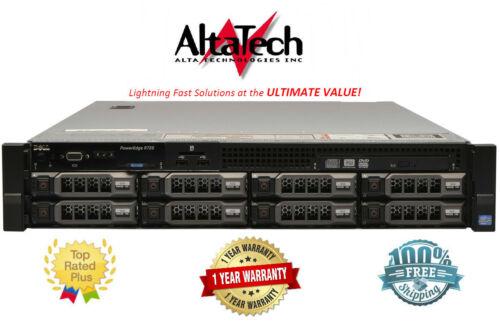 Dell Poweredge R720 Server - Dual Xeon E5-2670 2.6ghz 192gb 16tb - Free Shipping
