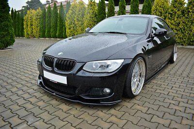 REAR SIDE SPLITTERS BMW 3 E91 M-SPORT FACELIFT 2008-2011