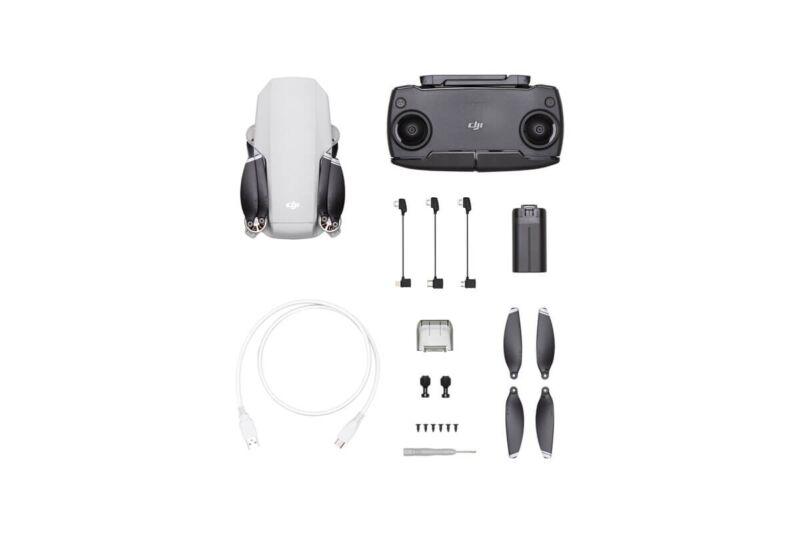 DJI Mavic Mini Drone (DJI REFURBISHED)