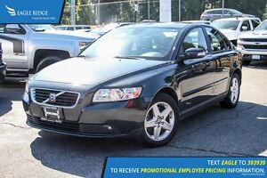 2010 Volvo S40 2.4i Sunroof and Air Conditioning