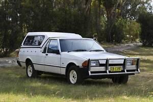 1983 Ford Falcon Ute Armidale Armidale City Preview