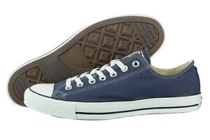 Converse-Classic-Chuck-Taylor-All-Star-Low-Navy-Blue-M9697-Shoes-NEW-Men-Women