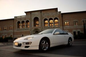 1990 Collector 300ZX twin turbo 2+2 USDM/LHD