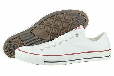 Converse All Star Chuck Taylor Ox M7652 White Canvas Shoes Medium   B  M  Women