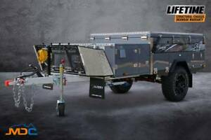 AUSRV SUPERLITE (by MDC) FORWARD FOLD CAMPER TRAILER - From $96/week* Campbellfield Hume Area Preview