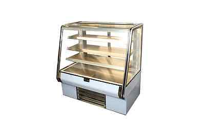 New Cooltech Refrigerated High Bakery Pastry Cake Display Case 48