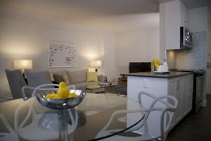 NEWLY RENOVATED BACHELOR SUITE IN TORONTO!