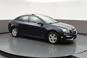 2015 Chevrolet Cruze LT RS TURBO SEDAN WITH ALLOYS & ONLY 60K
