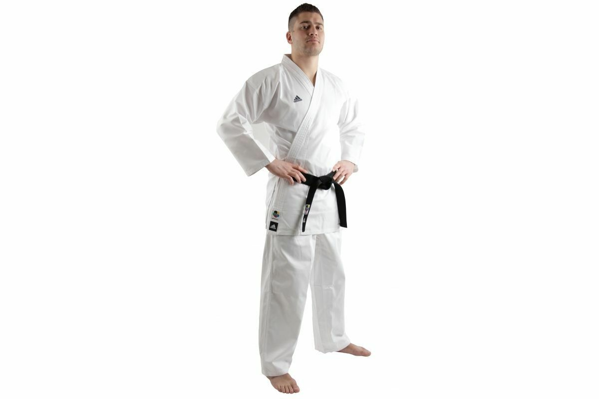 G4 Adult Student Karate Suit GI Aikido Martial Arts Free Belt 170 180 190 200