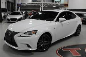2016 Lexus IS 300 F SPORT | LOCAL VEHICLE | CLEAN CARPROOF