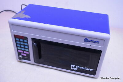 Stratagene Model Uv Stratalinker 1800