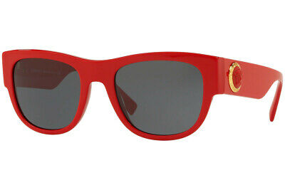 NWT Versace  Sunglasses ve4359 506587 red/grey ve4359