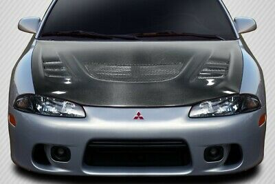 Mitsubishi Eclipse / Eagle Talon 95-99 Carbon Creations Carbon Fiber Evo GT Hood