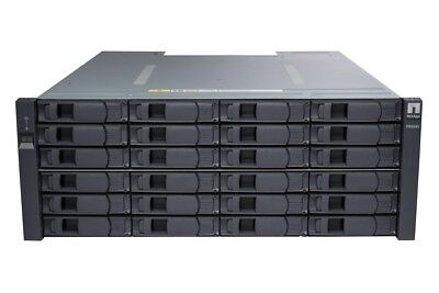 Netapp Ds4243 Disk Array Shelf With 24X 2Tb  X306a R5   2X Iom3  2X Psu   Rails