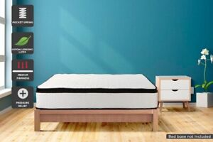 Ultra Comfort Latex Mattress King NEW