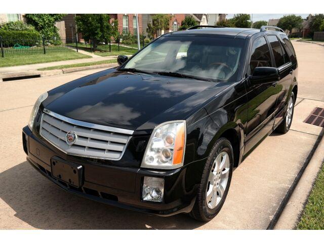Imagen 1 de Cadillac SRX  black