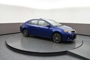 2015 Toyota Corolla SPORT S 6SPD SEDAN - TONS OF GREAT FEATURES!