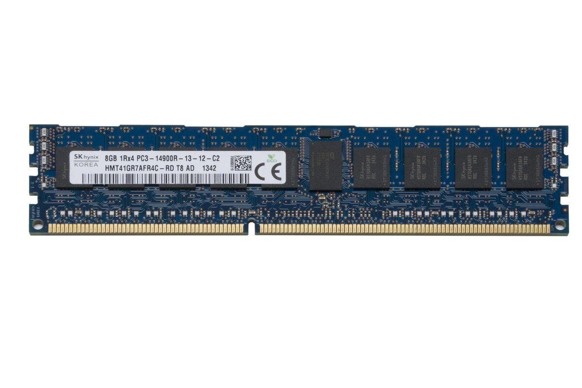 NEW HYNIX 8GB PC3-14900R DDR3-1866 MHZ REGISTERED ECC RDIMM RAM MEMORY