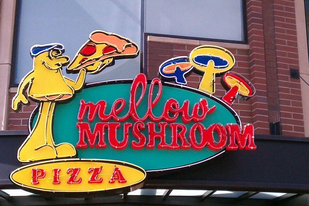 Mellow Mushroom Gift Vouchers 75 FREE Shipping  - $34.00