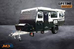 MDC FORBES 15 PLUS HYBRID POP TOP OFFROAD CARAVAN - From $208/week* Clovelly Park Marion Area Preview