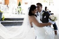 Reliable wedding photography and video service
