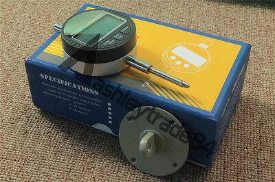 New 0.001mm.0005 Range 0-25.4mm1 Gauge Digital Dial Indicator