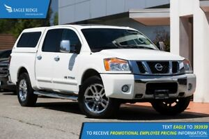 2012 Nissan Titan SL Canopy, Heated Seats, Power Seats