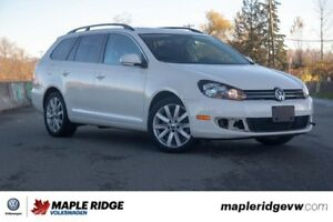 2013 Volkswagen Golf - DIESEL, NAVIGATION, LEATHER, SUNROOF