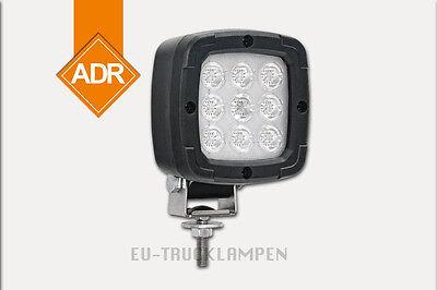 LED ARBEITSCHEINWERFER - 1300 LUMEN - UNI VERWENDBAR VON 12-50 VOLT !!!
