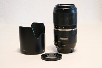 Tameron SP 70-300mm f4-5.6 Di VC USD zoom lens - for Canon (used)