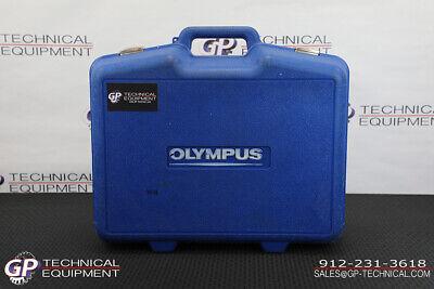 Olympus Epoch 600-ultrasonic Flaw Detector-ut-ge-krautkramer-brason-panametrics-