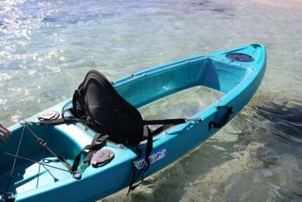 NEW Vue 2 Clear Bottom Kayak - With Extras Midland Swan Area Preview