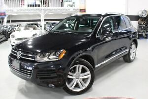 2012 Volkswagen Touareg with Navigation and Bluetooth
