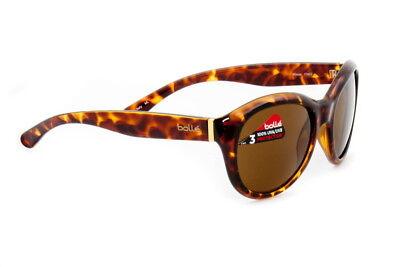 Bolle Sunglasses Winnie Shiny Tortoise TLB Dark 11863 - Made In Italy