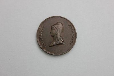 Frankreich - Revolution 1848 Fete du Champ de Mars 21.Mai 1948  Medaille