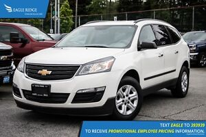 2014 Chevrolet Traverse LS Satellite Radio and Backup Camera