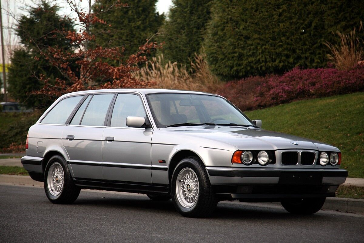 1994 BMW 525tds TOURING 5SP TURBO DIESEL