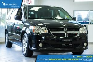 2016 Dodge Grand Caravan Crew Leather, Backup Camera, Bluetooth