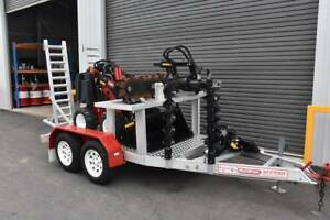 TORO MINI DIGGER TRAILER PACKAGE- NEW *CONTACT US NOW* Aldinga Beach Morphett Vale Area Preview
