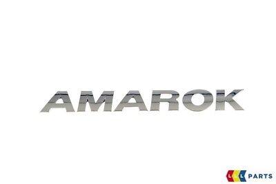 """NEW Genuine VW Amarok Crafter Rear Boot lid badge /""""TDI/"""" Inscription Emblème OEM"""