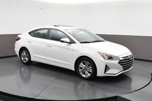 2019 Hyundai Elantra SEDAN, SUNROOF, HEATED SEATS, BACKUP CAMERA