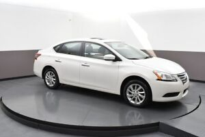 2015 Nissan Sentra SV AUTO W/ MOONROOF, ALLOYS & NAVIGATION