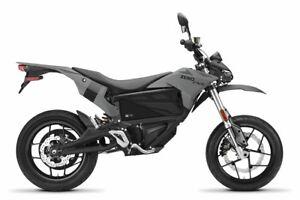 2019 Zero Motorcycles Zero FX S ZF 3.6