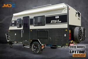MDC XT16HR 16FT ISLAND BED OFFROAD CARAVAN - From $258/week* Lansvale Liverpool Area Preview